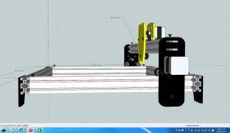rovo laser mini  20*40.(크기 412x455mm)