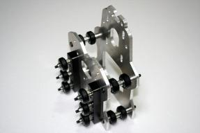Z-AXES 이송 V-SLOT  측면플레이트