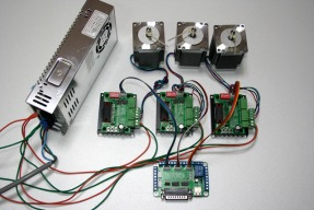 CNC 라우터 키트 5축, TB6560 1 축 드라이버 + usb power 인터페이스 보드 + 3PCS NEMA23 270 스테퍼 오즈 모터 +  전원 공급 장치를 3PCS