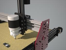 openbuilds rovo c-beam Rendering