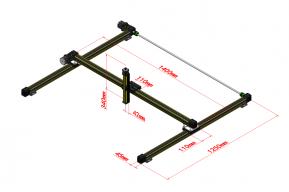 대형 3d print (채널간판용)